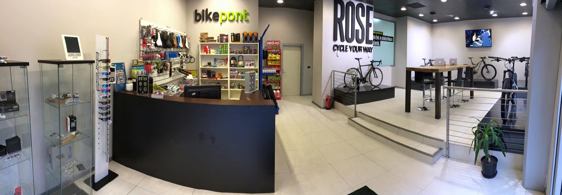 ROSE bringák a Bikepont-ban!