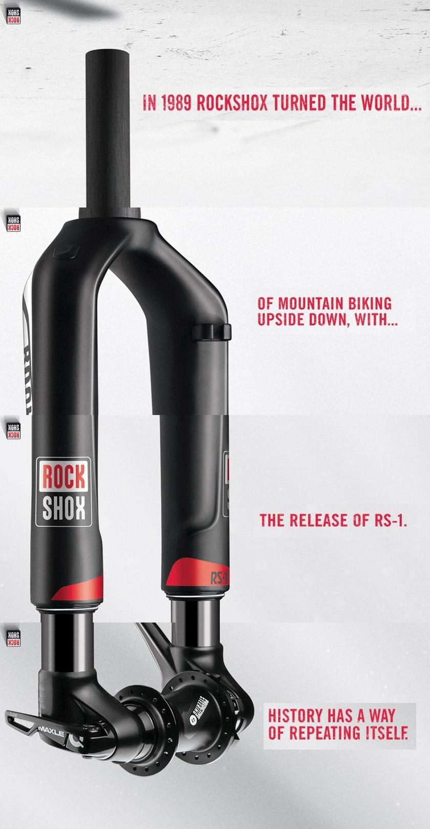 RockShox RS1 2014