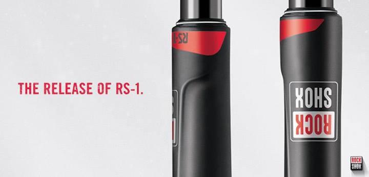 A RockShox RS-1 USD kialakítású villa lesz