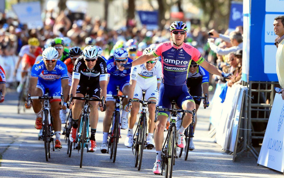Már versenyben: Lampre-Merida kettős győzelem Algarvéban