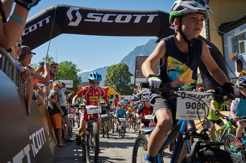 •• Salzkammergut Mountainbike Trophy, Bad Goisern, Oberösterreich, Österreich on 10.07.2016, www.trophy.at •• Photo: M. Bihounek/martinbihounek.com