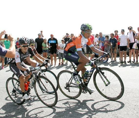 Quintana szombaton már csak a lídertrikót vigyázta