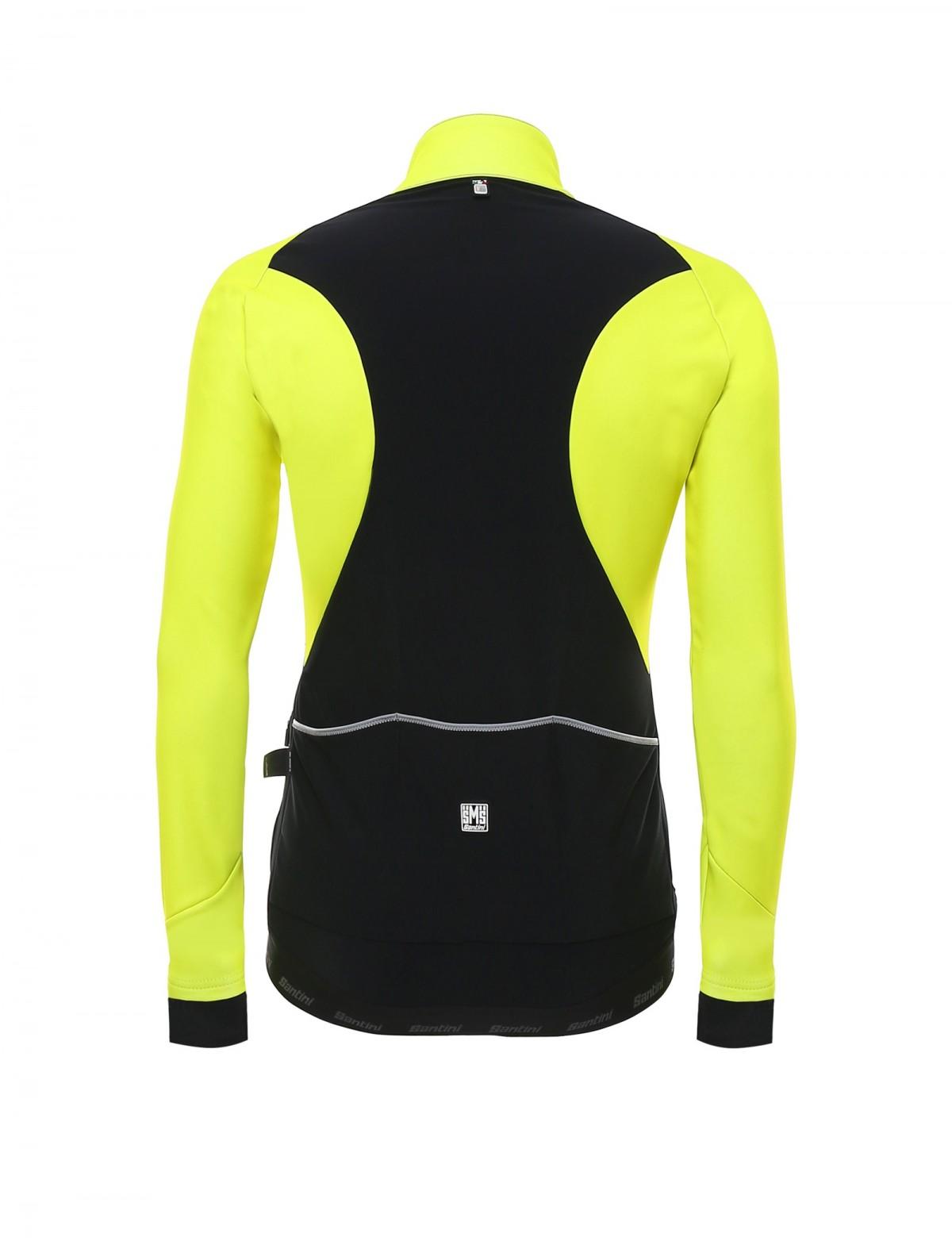 santini polar jacket review