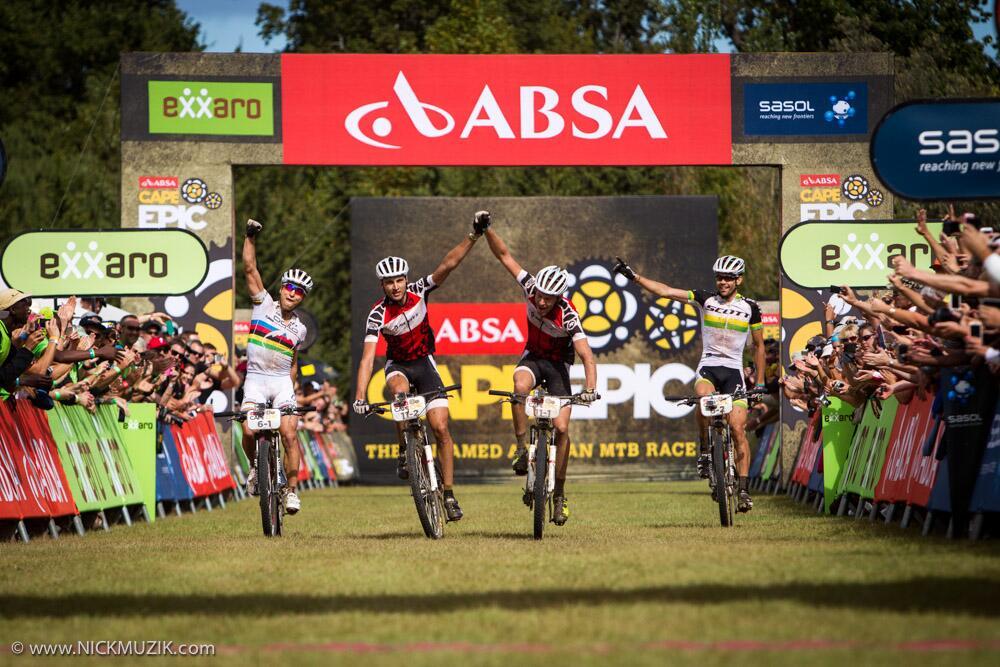 Scott dominancia az utolsó szakaszon