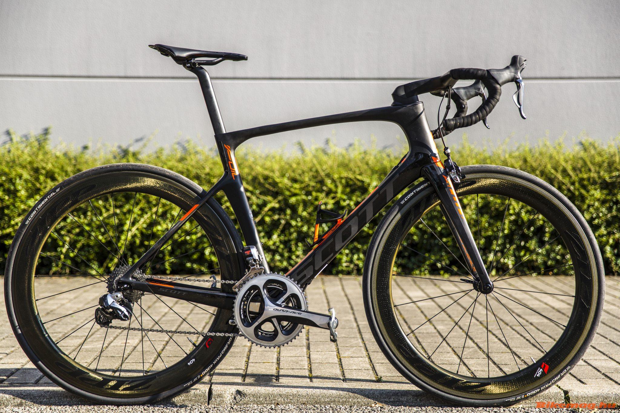 Scott Foil Premium kerékpárteszt