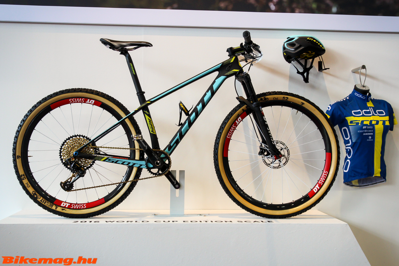 Scott Scale - Jenny Rissveds kerékpárja