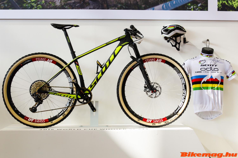 Scott Scale - Nino Schurter kerékpárja