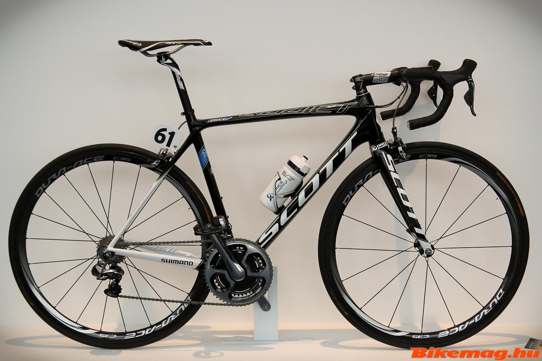 Scott Addict, Simon Gerrans kerékpárja