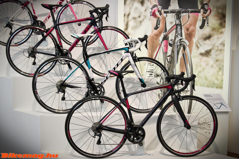 Scott Contessa női országúti kerékpárok