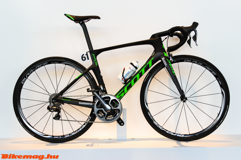 Scott Foil Orica Greenedge - Esteban Chaves kerékpárja