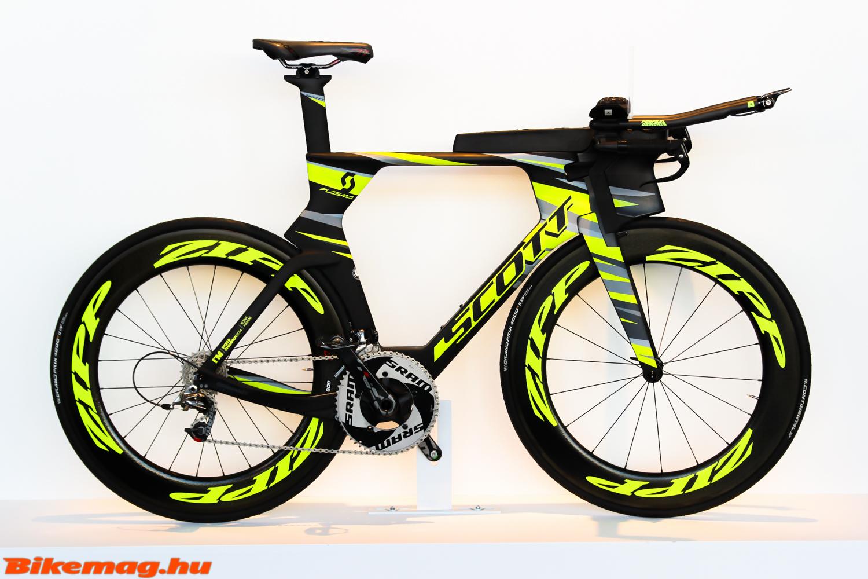 Scott Plasma - Sebastian Kienle kerékpárja