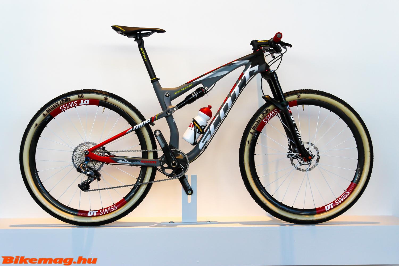 Scott Spark - Nino Schurter kerékpárja
