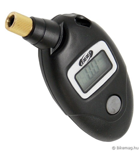 BBB Pressure Gauge kerékpáros nyomásmérő