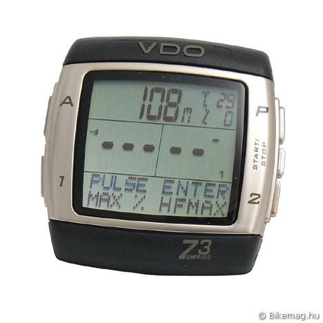 VDO Z3 PC Link kerékpárcomputer
