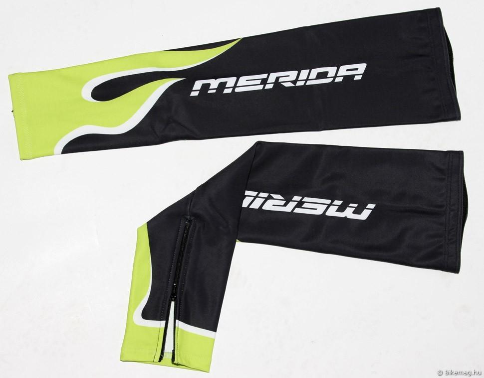 Merida 2010-es Team lábmelegítő
