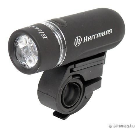 Herrmans Blenda II első lámpa