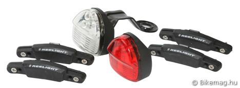 Reelight SL 100 indukciós lámpa szett