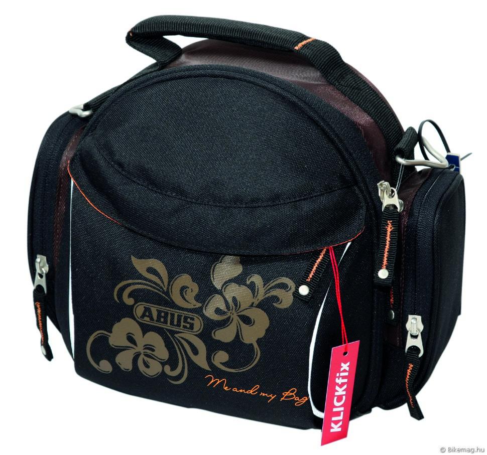 Abus Silene (ST 4300 KF) kormányra szerelhető táska