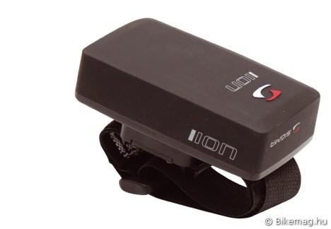 Sigma Karma Pro Black Edition lámpa + akku szett