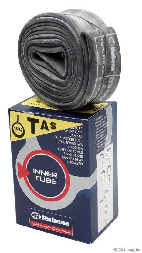 Rubena Top AntiPuncture System (TAS), változó falvastagságú belsőgumi