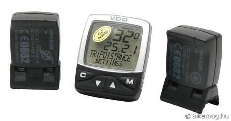 VDO C1 DS kerékpárcomputer