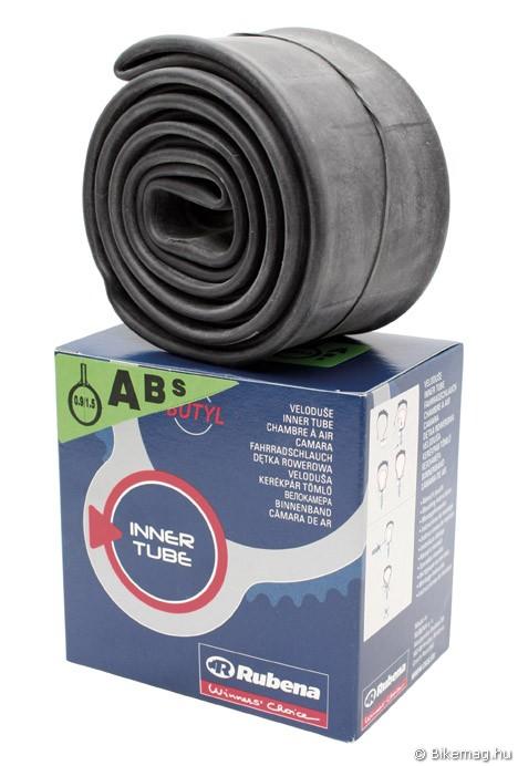 Rubena Antisnakebite System (ABS), változó falvastagságú belsőgumi