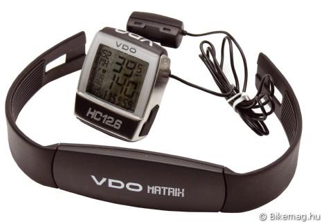 VDO HC12.6 kerékpáros computer