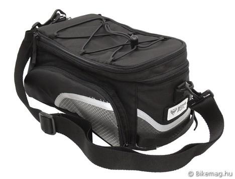 Bikefun Expansion táska csomagtartóra