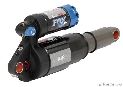 Fox DHX 5.0 Air rugóstag