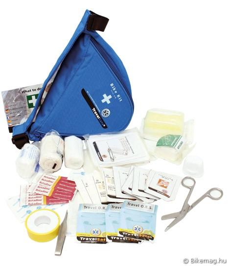 Travel Safe bringás elsősegély csomag