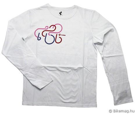 Cube Flow hosszú ujjú póló