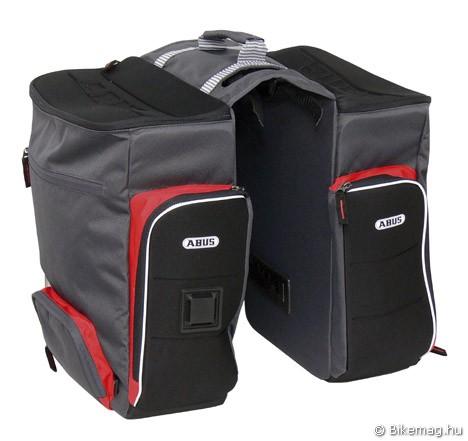 Abus Sherton ST 3550 túratáska hátsó csomagtartóra