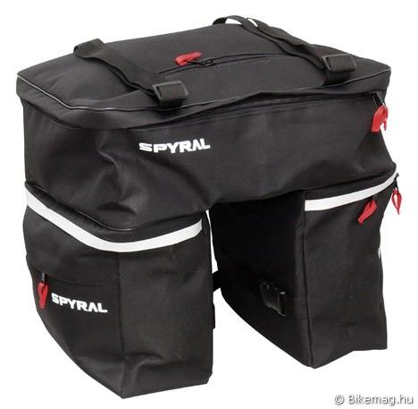 Spyral Tour 45 túratáska hátsó csomagtartóra