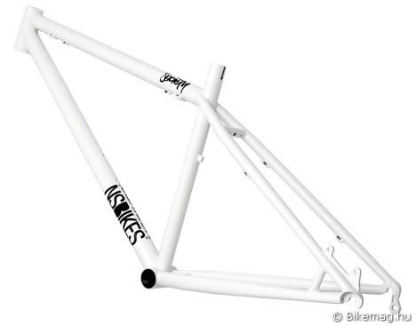 NS Bikes Society váz