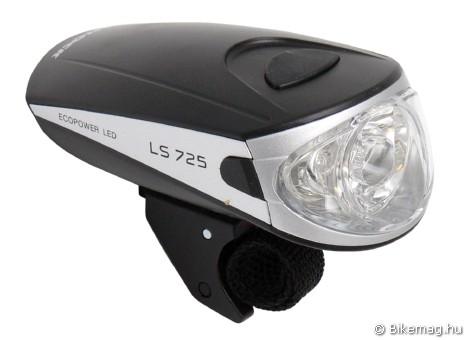 Trelock Ecopower (LS-725) kerékpáros lámpa