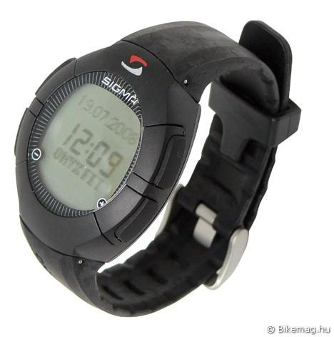 Sigma Onyx Fit pulzusmérős óra