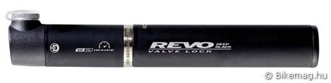 SKS Revo Deep Black minipumpa