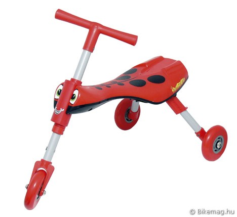 Scuttlebug összecsukható tricikli
