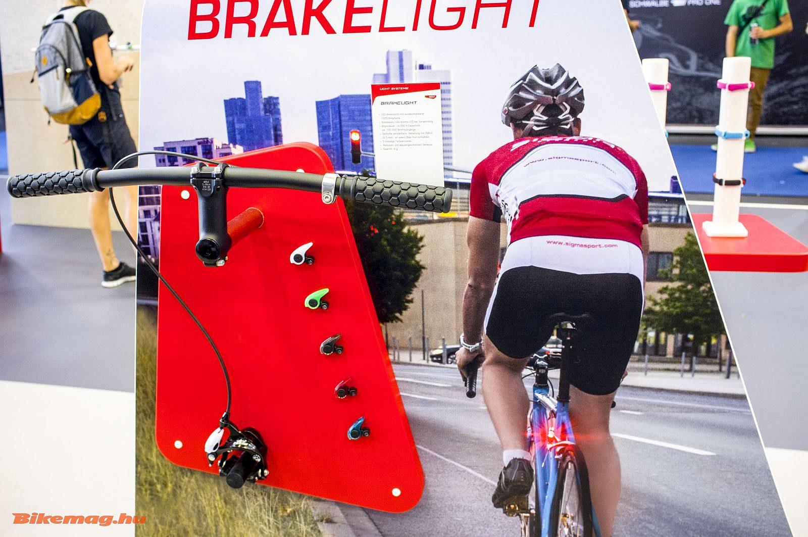 Sigma Brakelight féklámpa
