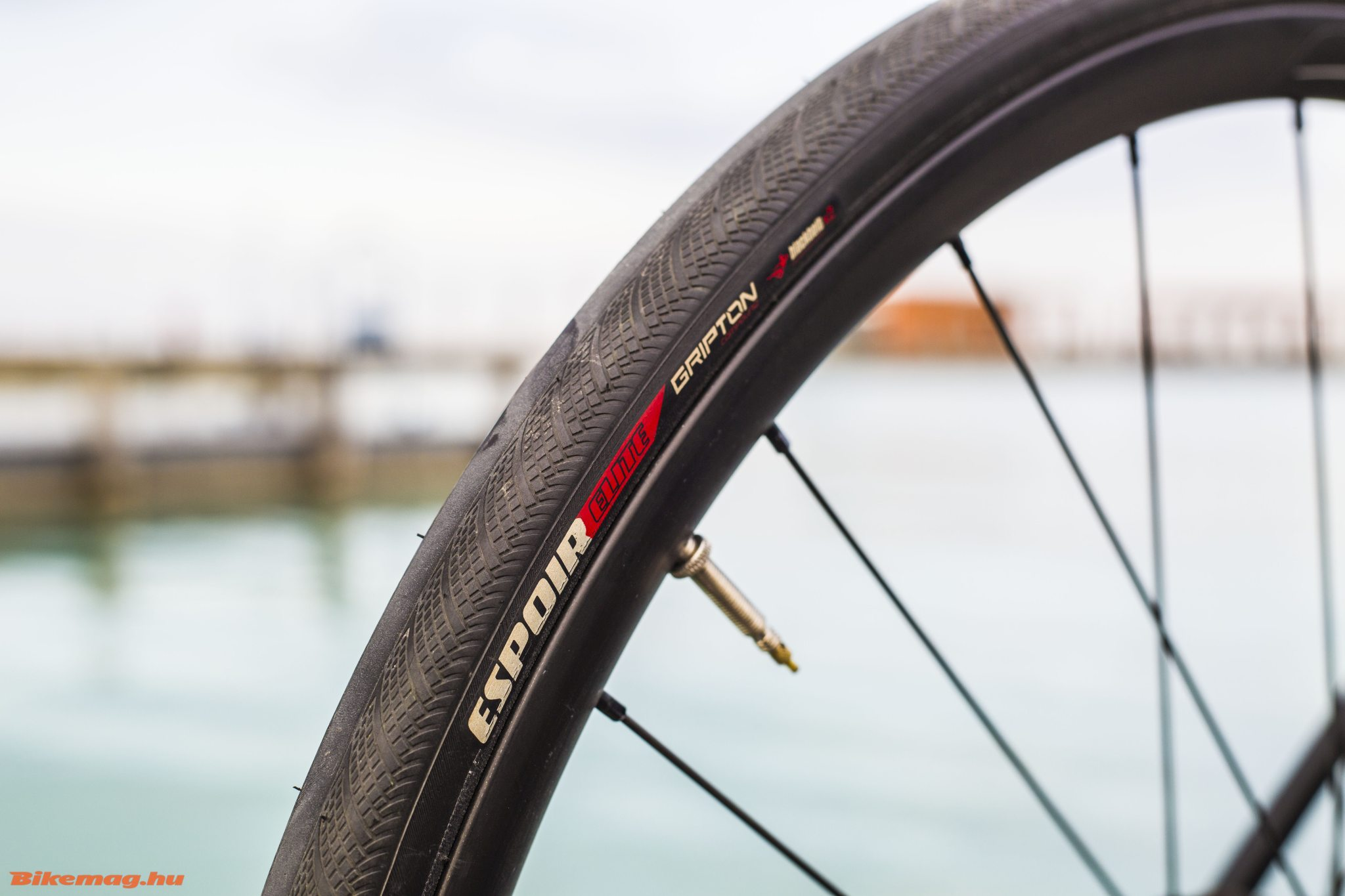 Specialized Roubaix SL4 Elite Disc - az Espoir gumik remekül teljesítettek