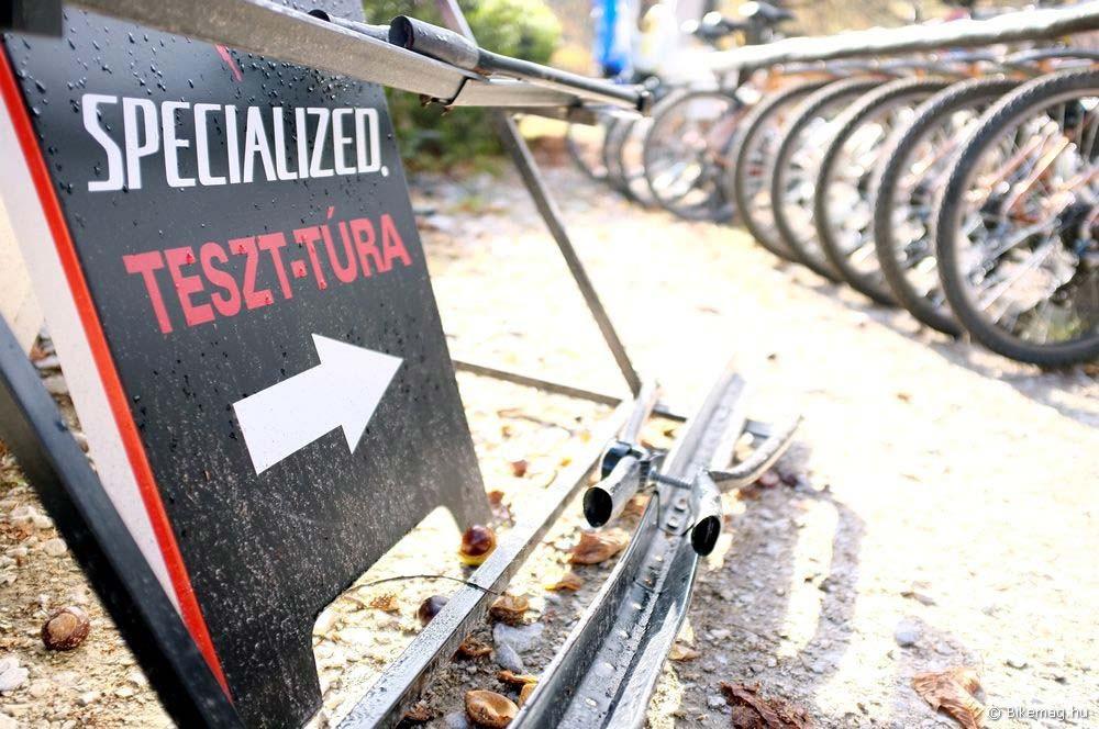 Elfoglaltuk a Specialized TesztBázist a Bükkben