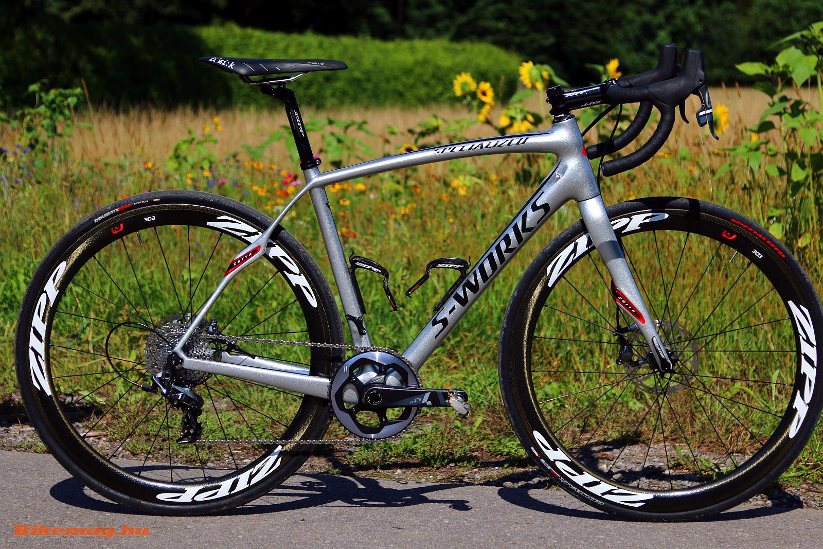 Specialized Roubaix SRAM