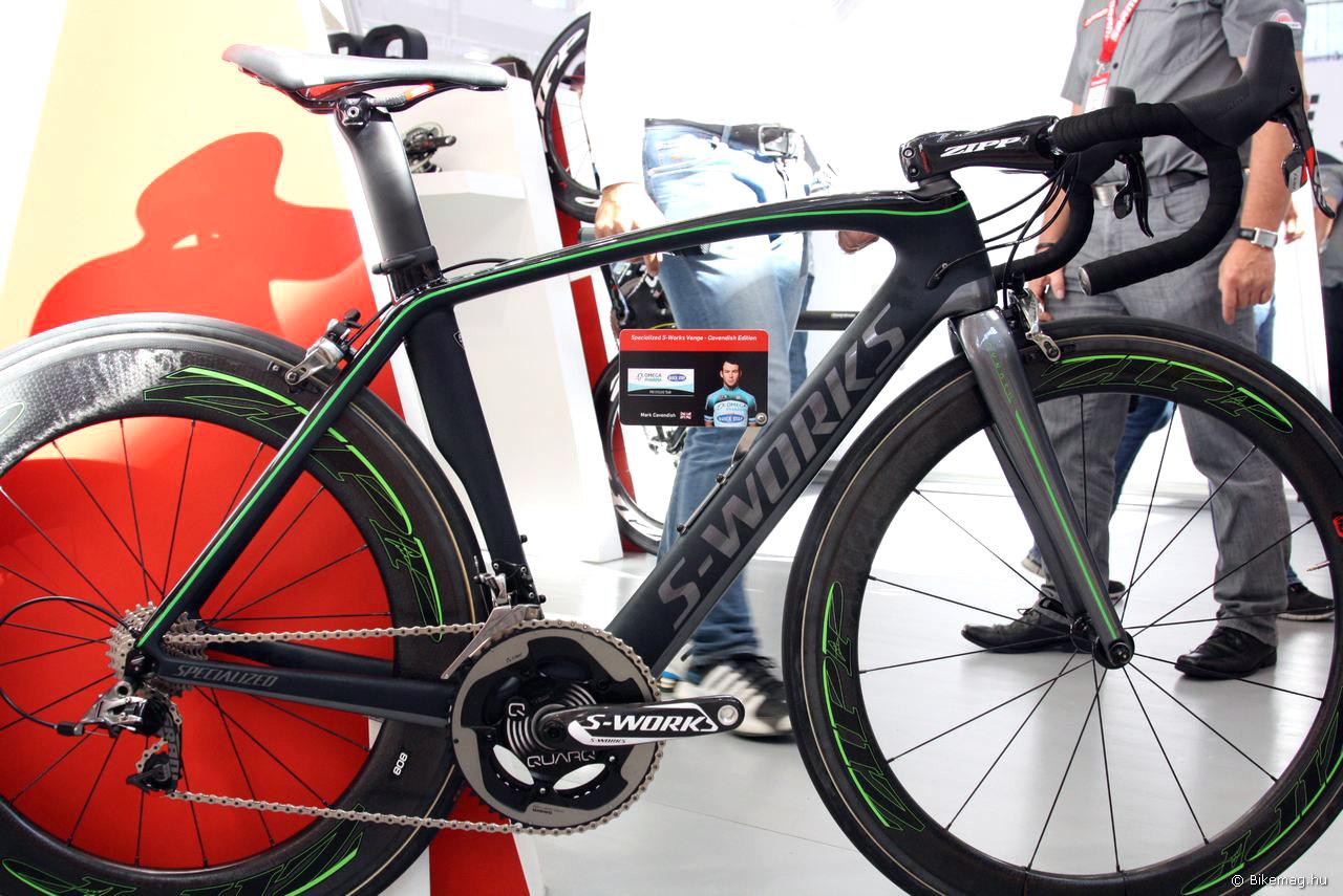 Mark Cavendish az új 22 sebességes SRAM Red szettel ment a Tour-on
