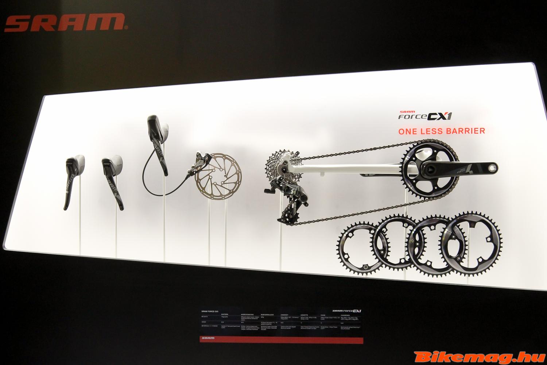 SRAM Force CX1