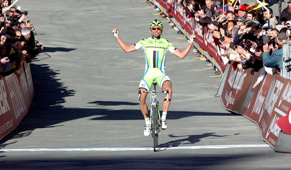 A mindössze hetedszer rendezett UCI 1.1-es olasz klasszikusnak még nem volt hazai győztese, Moser megadta ezt az örömet a Tifosiknak Siennában.