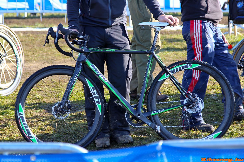 Hope cyclocross kerékpár