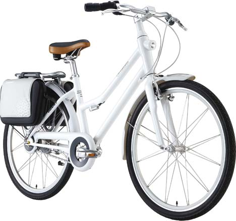 A Giant termékdíjas városi kerékpárja