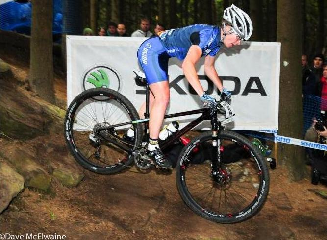 Tanja Zakelj kiemelkedően versenyzett