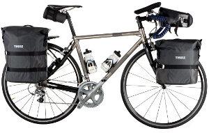 Minőségi táskákkal felhőtlenebb a kerékpáros kaland!