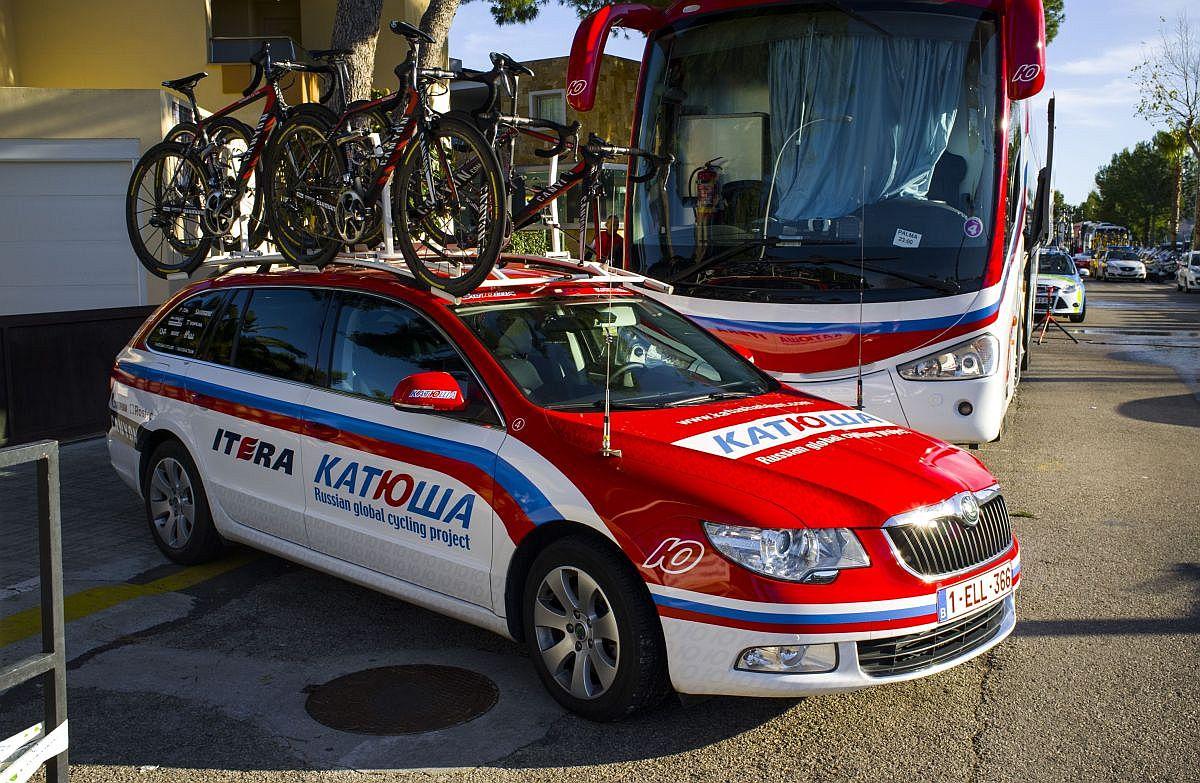 A legtöbben a Skoda mellett tették le a voksot a profi mezőnyben, így az orosz Katyusa is.